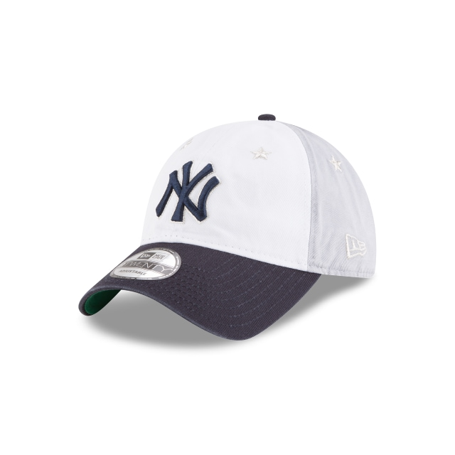 New York Yankees MLB All-Star Game 2018 Niño 9Twenty Strapback Vista izquierda tres cuartos