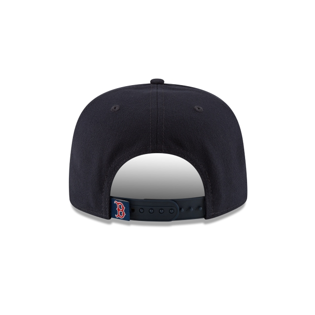 Boston Red Sox Meshed Mix  9Fifty OF Snapback Vista trasera