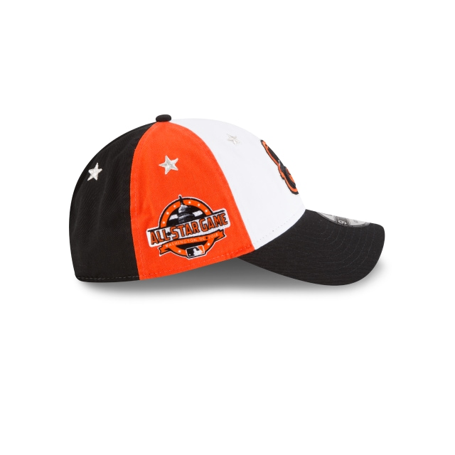 Baltimore Orioles MLB All-Star Game 2018  9Twenty Strapback Vista derecha