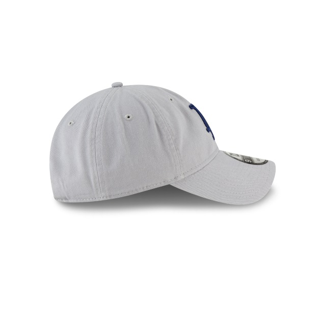Los Angeles Dodgers Core Classic  9Twenty Strapback Vista derecha