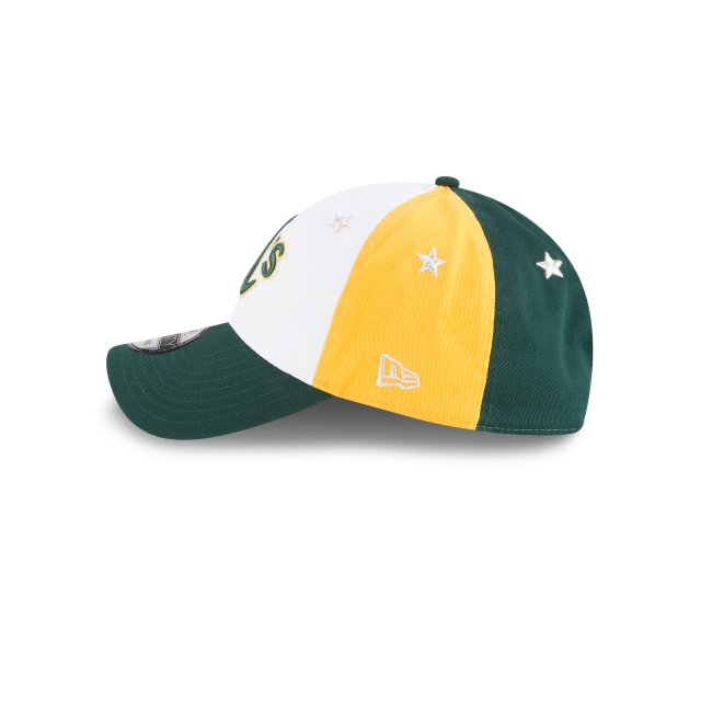 Oakland Athletics MLB All-Star Game 2018 Niño 9Twenty Strapback Vista izquierda