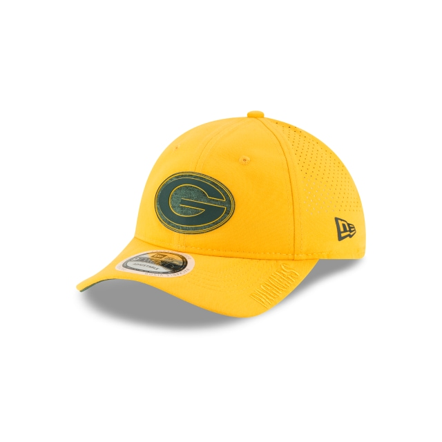 Green Bay Packers Nfl Training 2018  9twenty Strapback | New Era Cap