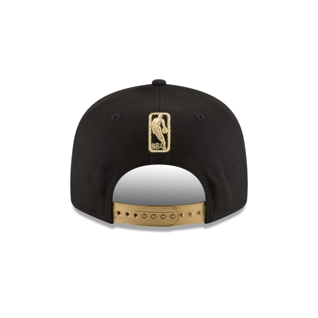 Cleveland Cavaliers Metal Framed 9Fifty Snapback Vista trasera