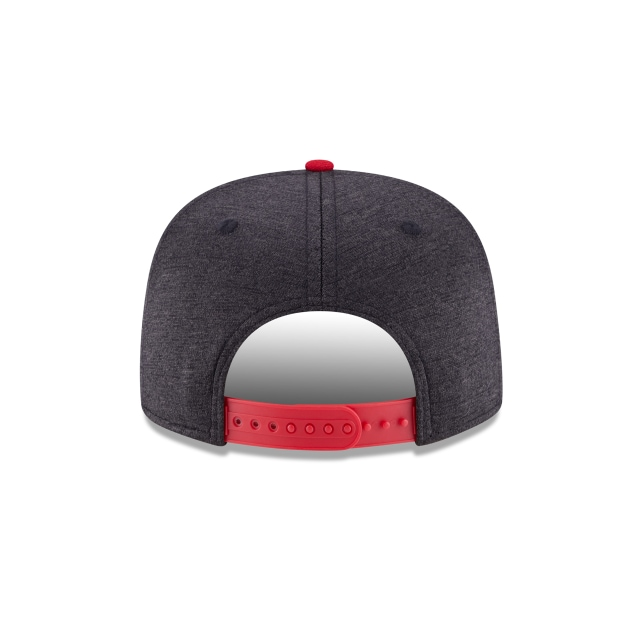Mickey Mouse Heather Huge Snap  9Fifty OF Snapback Vista trasera
