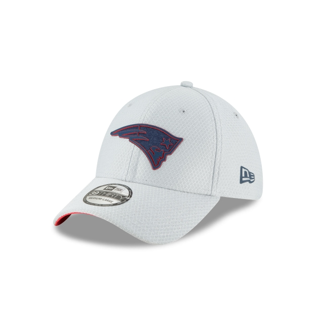 New England Patriots Nfl Training 2018  39thirty Elástica | New England Patriots Caps | New Era Cap