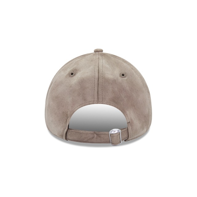 New York Yankees Suede Mini Metal  9Forty Strapback Vista trasera