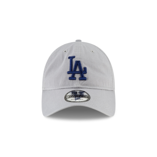 Los Angeles Dodgers Core Classic  9Twenty Strapback Vista frontal