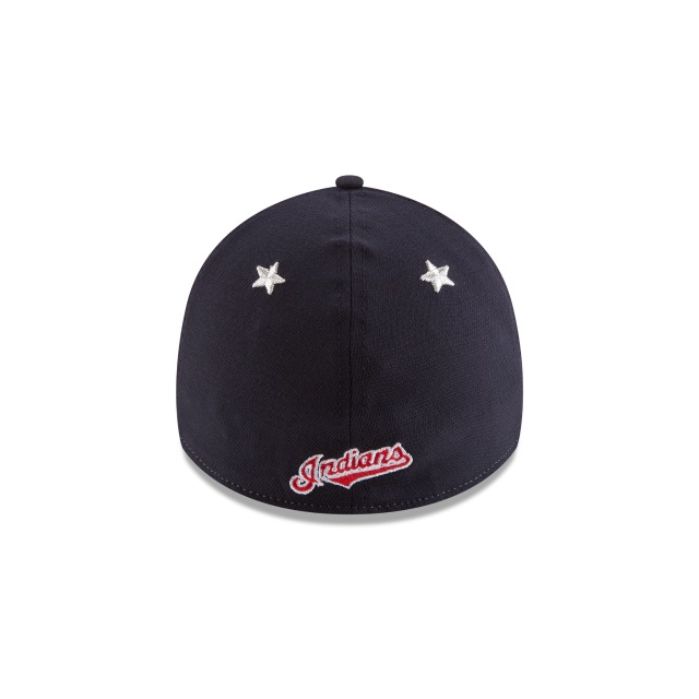 Cleveland Indians Mlb All-star Game 2018  39thirty Elástica | Cleveland Indians Caps | New Era Cap