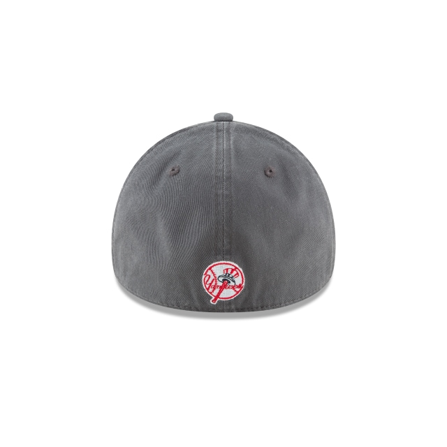 New York Yankees Core Fit 49Forty Cerrada Vista trasera