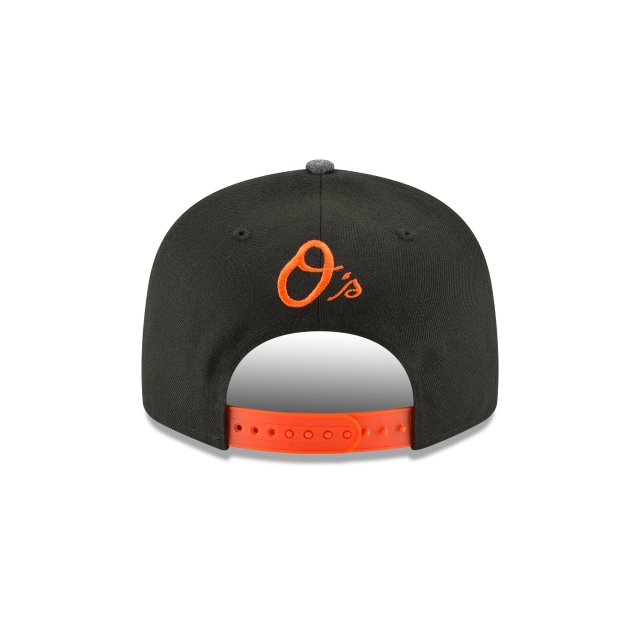 Baltimore Orioles Stadium Collection 9Fifty OF Snapback Vista trasera