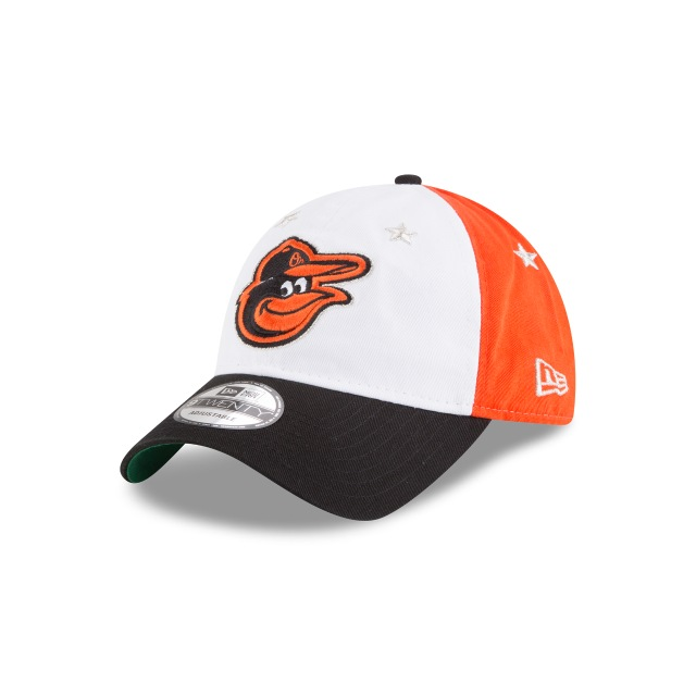Baltimore Orioles MLB All-Star Game 2018  9Twenty Strapback Vista izquierda tres cuartos