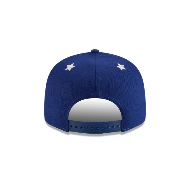 Los Angeles Dodgers MLB All-Star Game 2018 Niño 9Fifty Snapback Vista trasera