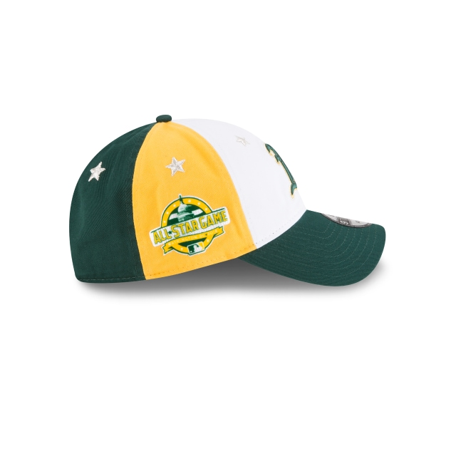 Oakland Athletics MLB All-Star Game 2018 Niño 9Twenty Strapback Vista derecha