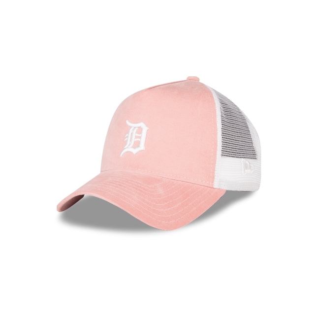Detroit Tigers Micro Cord Mujer 9forty Af Strapback | New Era Cap