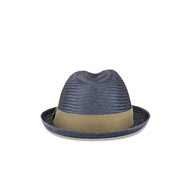 New Era EK Collection Fedora Vista trasera