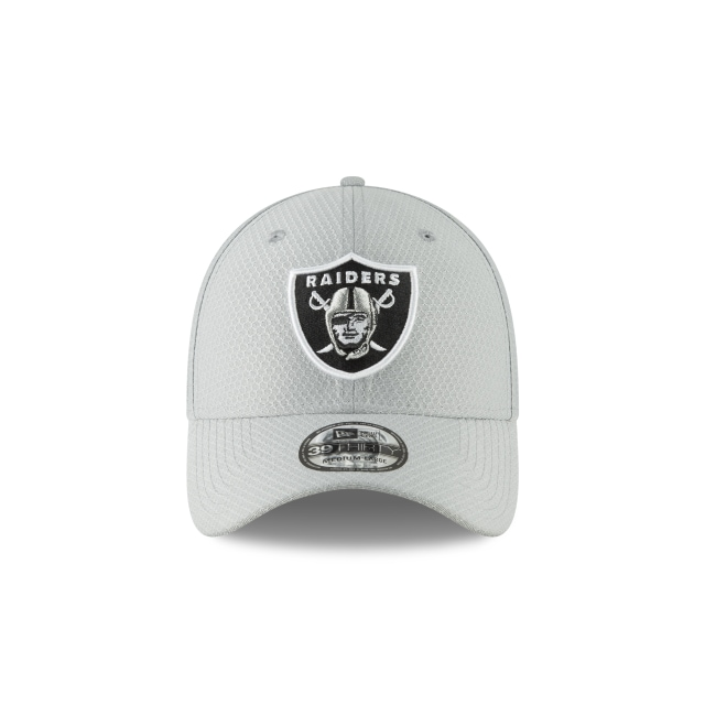 Oakland Raiders NFL Crucial Catch 39Thirty Elástica Vista frontal