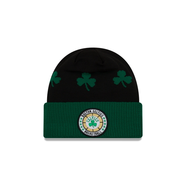 Boston Celtics Nba Tipoff 2018  Knit | New Era Cap
