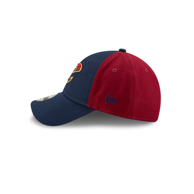 Cleveland Cavaliers Nba Free Throw  9forty Strapback | Cleveland Cavaliers Caps | New Era Cap