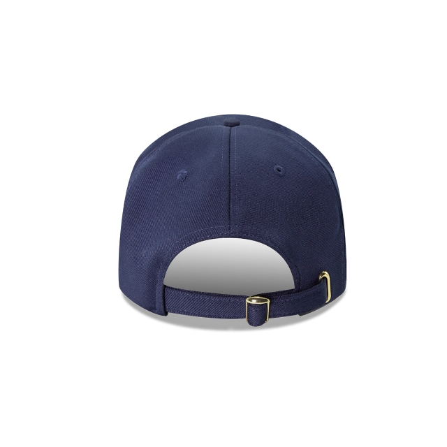 New York Yankees Injection Pack Flawless Retro 9Fifty RC Snapback Vista trasera