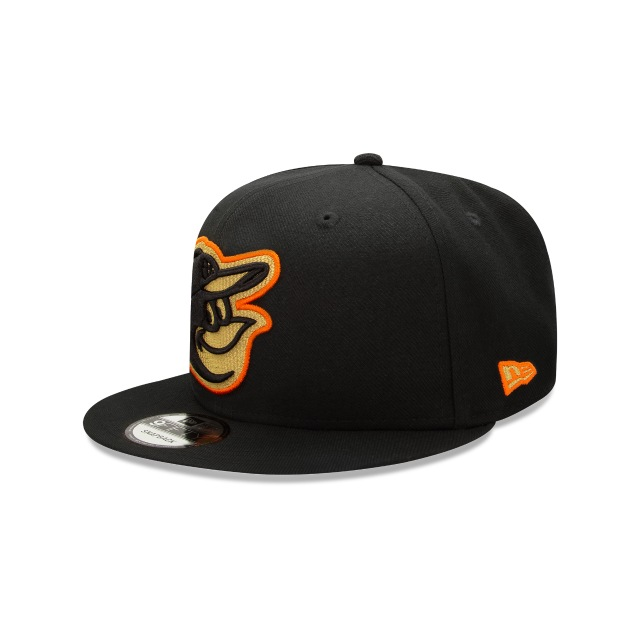 Gorra De Baltimore Orioles Loggo Stopper  9fifty Snapback | New Era Cap