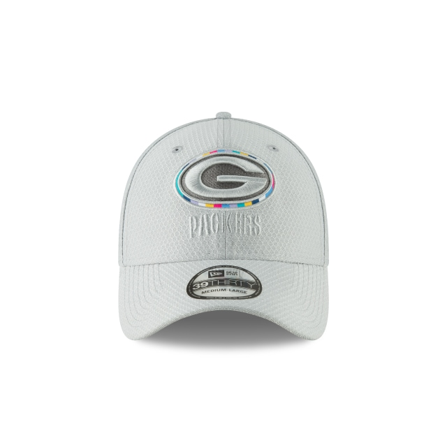 Green Bay Packers NFL Crucial Catch 39Thirty Elástica Vista frontal