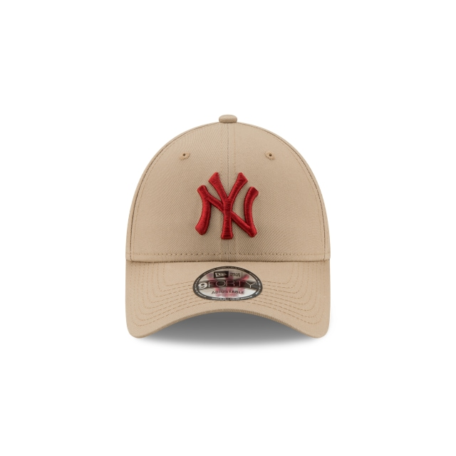 New York Yankees League Essential  9Forty Strapback Vista frontal