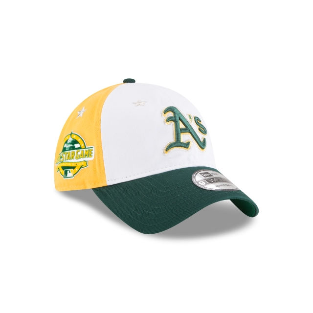 Oakland Athletics MLB All-Star Game 2018 Niño 9Twenty Strapback Vista derecha tres cuartos