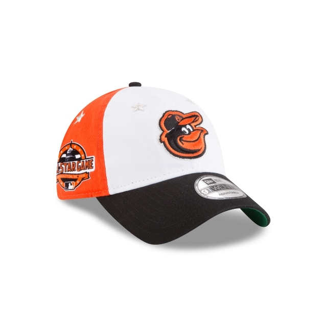 Baltimore Orioles MLB All-Star Game 2018  9Twenty Strapback Vista derecha tres cuartos