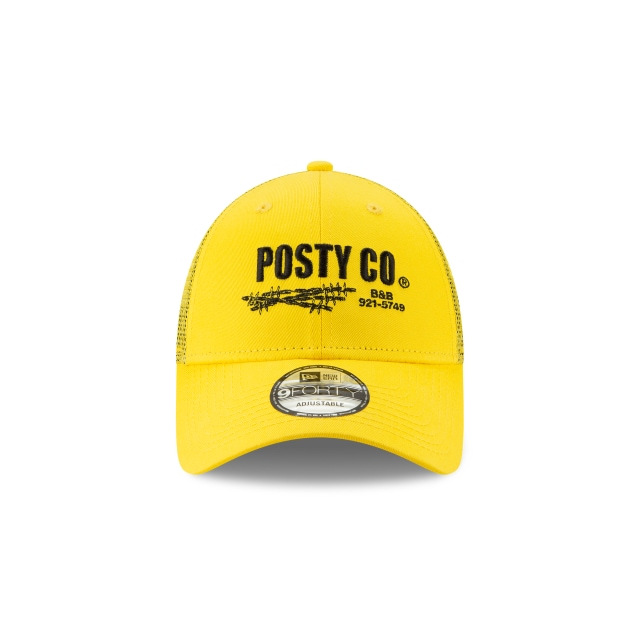 New Era Post Malone  9forty Strapback | Action Marketing Caps | New Era Cap