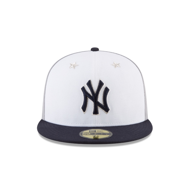 New York Yankees MLB All-Star Game 2018  59Fifty Cerrada Vista frontal