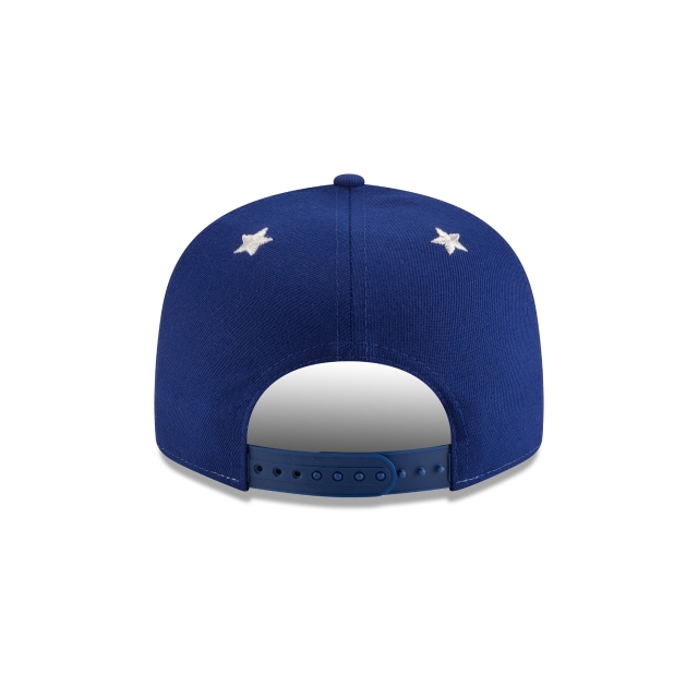 Los Angeles Dodgers MLB All-Star Game 2018  9Fifty Snapback Vista trasera