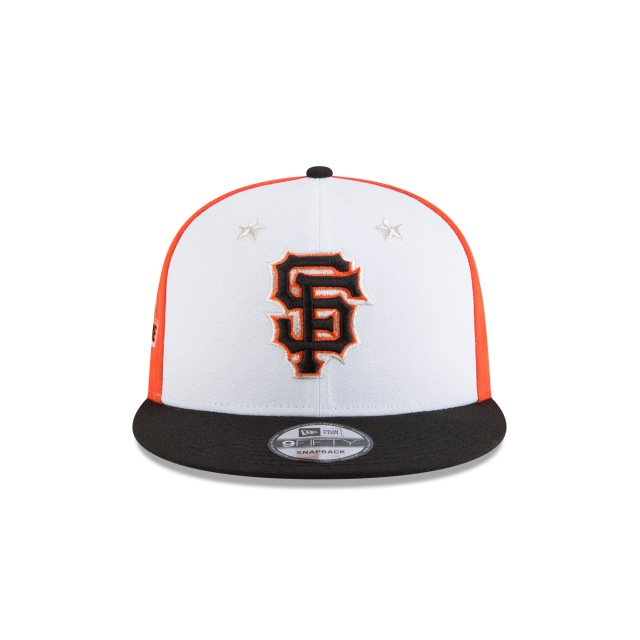 San Francisco Giants MLB All-Star Game 2018 Niño 9Fifty Snapback Vista frontal