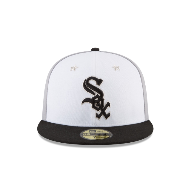 Chicago White Sox MLB All-Star Game 2018 Niño 59Fifty Cerrada Vista frontal