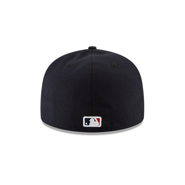 Boston Red Sox MLB Authentic Collection Parche Serie Mundial 2018 59Fifty Cerrada Vista trasera