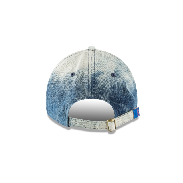 Montreal Expos Denim Wash Out  9Twenty Strapback Vista trasera