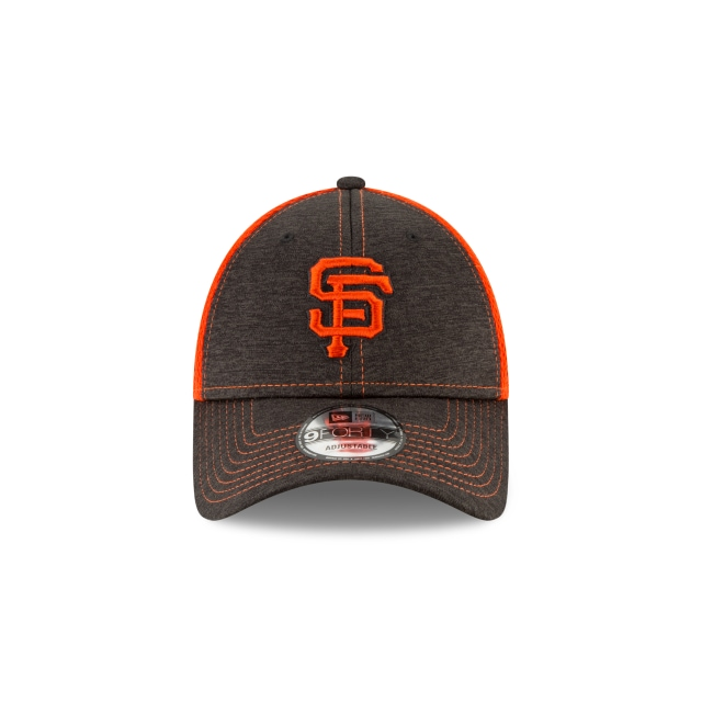 San Francisco Giants Shadow Turn  9forty Strapback | San Francisco 49ers Caps | New Era Cap