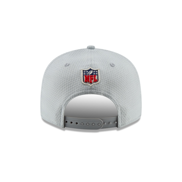Indianapolis Colts NFL Crucial Catch 9Fifty Snapback Vista trasera