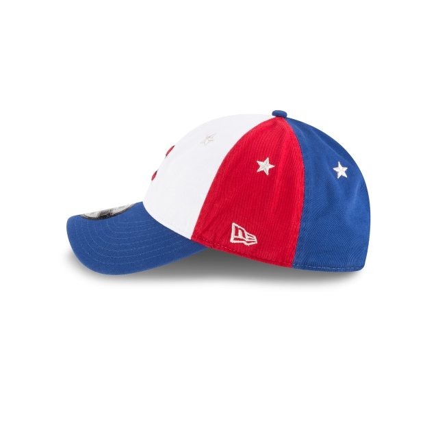 Chicago Cubs MLB All-Star Game 2018 Niño 9Twenty Strapback Vista izquierda