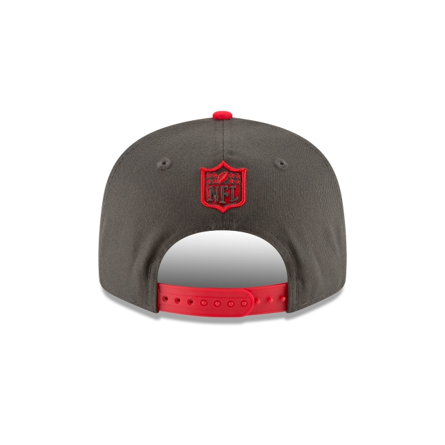 Tampa Bay Buccaneers Draft NFL 2018 9Fifty Snapback Vista trasera