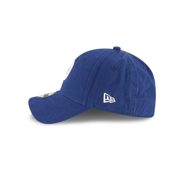 Los Angeles Dodgers Core Fit 49Forty Cerrada Vista izquierda