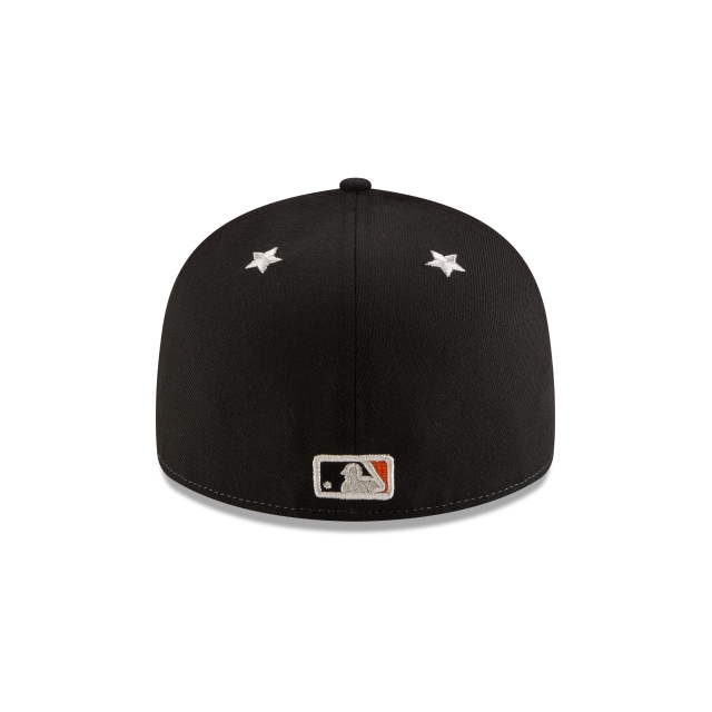 San Francisco Giants MLB All-Star Game 2018  59Fifty LP Cerrada Vista trasera