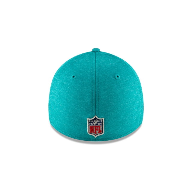 Miami Dolphins Nfl Sideline Attack 39thirty Elástica | Miami Dolphins Caps | New Era Cap
