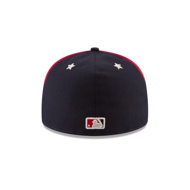 Washington Nationals MLB All-Star Game 2018 Niño 59Fifty Cerrada Vista trasera