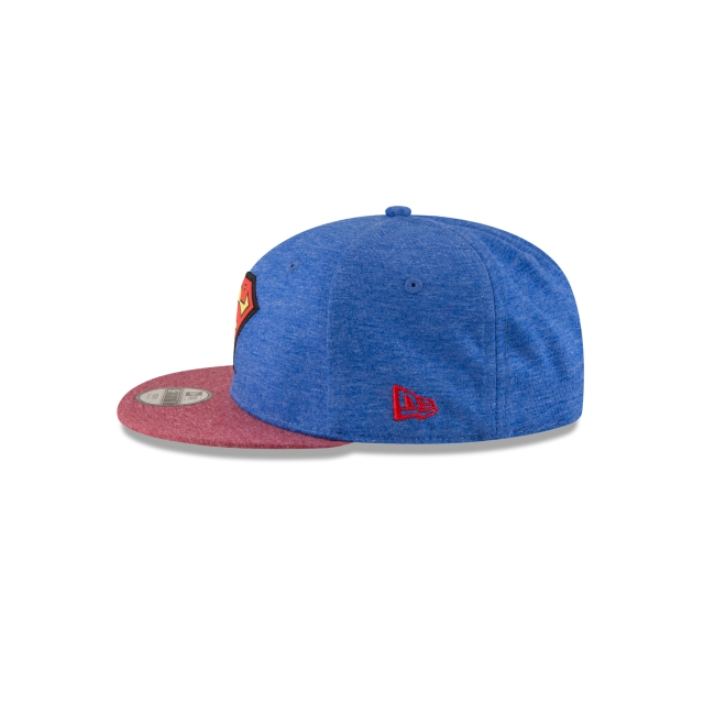 Superman Concrete Jersey Niño 9fifty Snapback | Character Jersey 950 Caps | New Era Cap