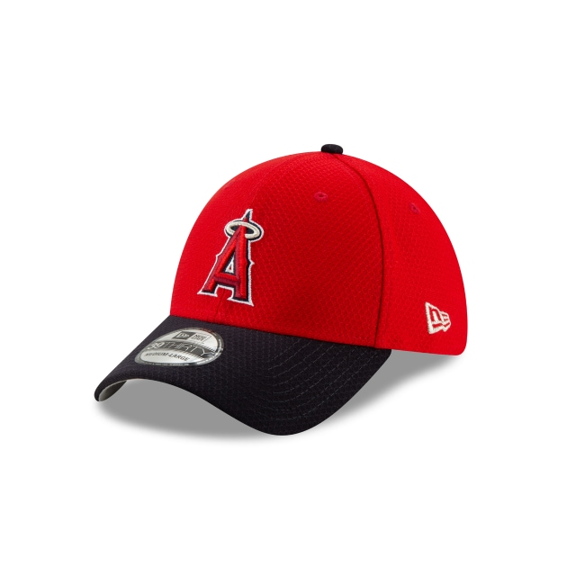 Anaheim Angels Mlb Batting Practice 2019  39thirty Elástica | Los Angeles Angels Of Anaheim Caps | New Era Cap