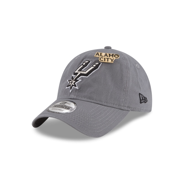 San Antonio Spurs Nba Draft 2018 9twenty Strapback | San Antonio Spurs Caps | New Era Cap