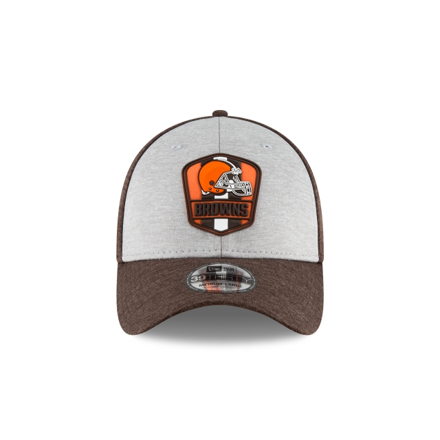 Cleveland Browns Nfl Sideline Attack 39thirty Elástica | Cleveland Browns Caps | New Era Cap