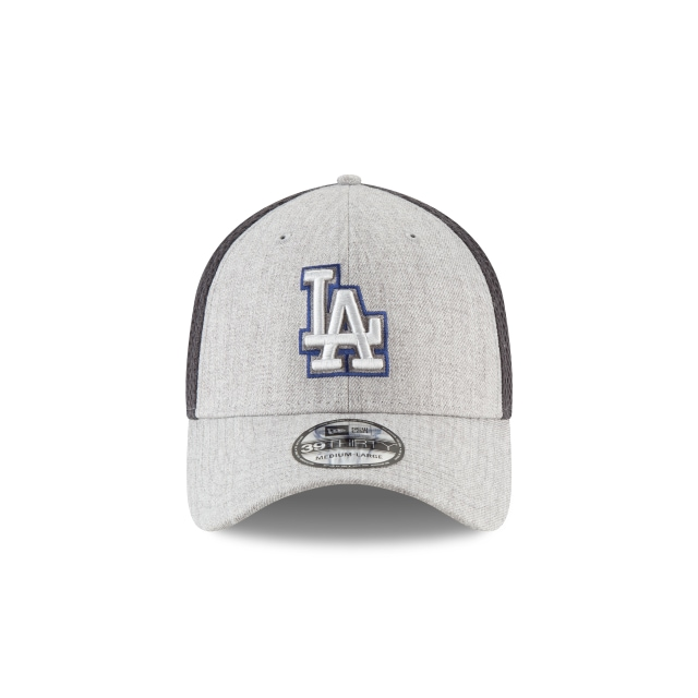 Los Angeles Dodgers Heathered Neo  39thirty Elástica | Los Angeles Dodgers Caps | New Era Cap