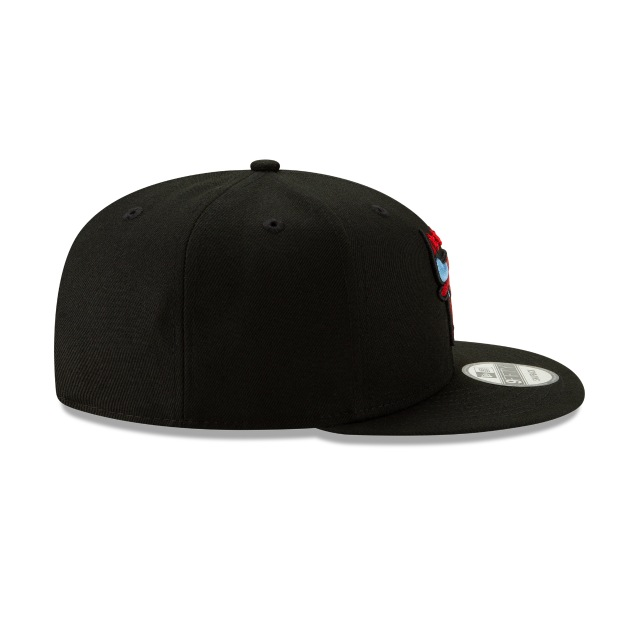 Chicago Bulls NBA City Series 2018  9Fifty Snapback Vista derecha