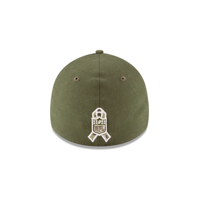 Green Bay Packers Nfl Salute To Service 2018  39thirty Elástica | Green Bay Packers Caps | New Era Cap